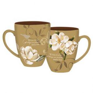 Grandiflora Magnolia Mug