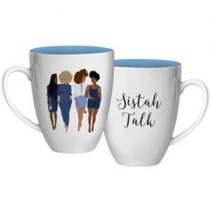 Sistah Talk Mug