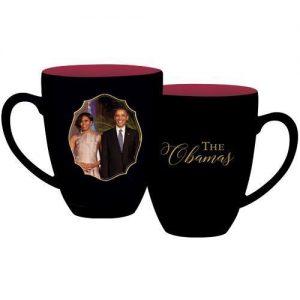 The Obamas 2017 Mug