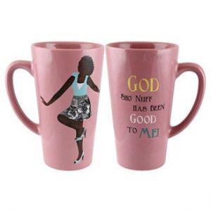 God Sho' Nuff Latte Mug