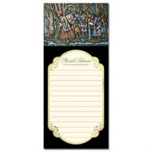 Harriet Tubman Magnetic Notepad