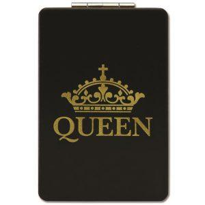 Queen Compact Mirror