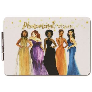 Phenomenal Women Compact Mirror