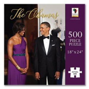 The Obamas Puzzle