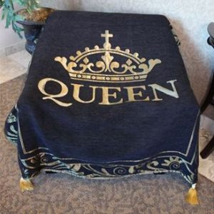 Queen Throw