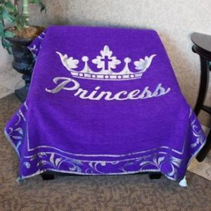 Princess Throw